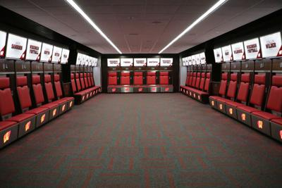 Amid College Football S Locker Room Arms Race Wisconsin