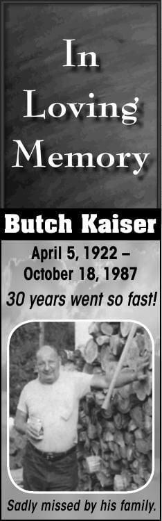 Butch Kaiser