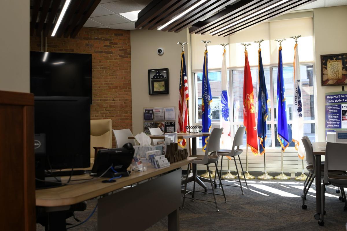 Center for veterans
