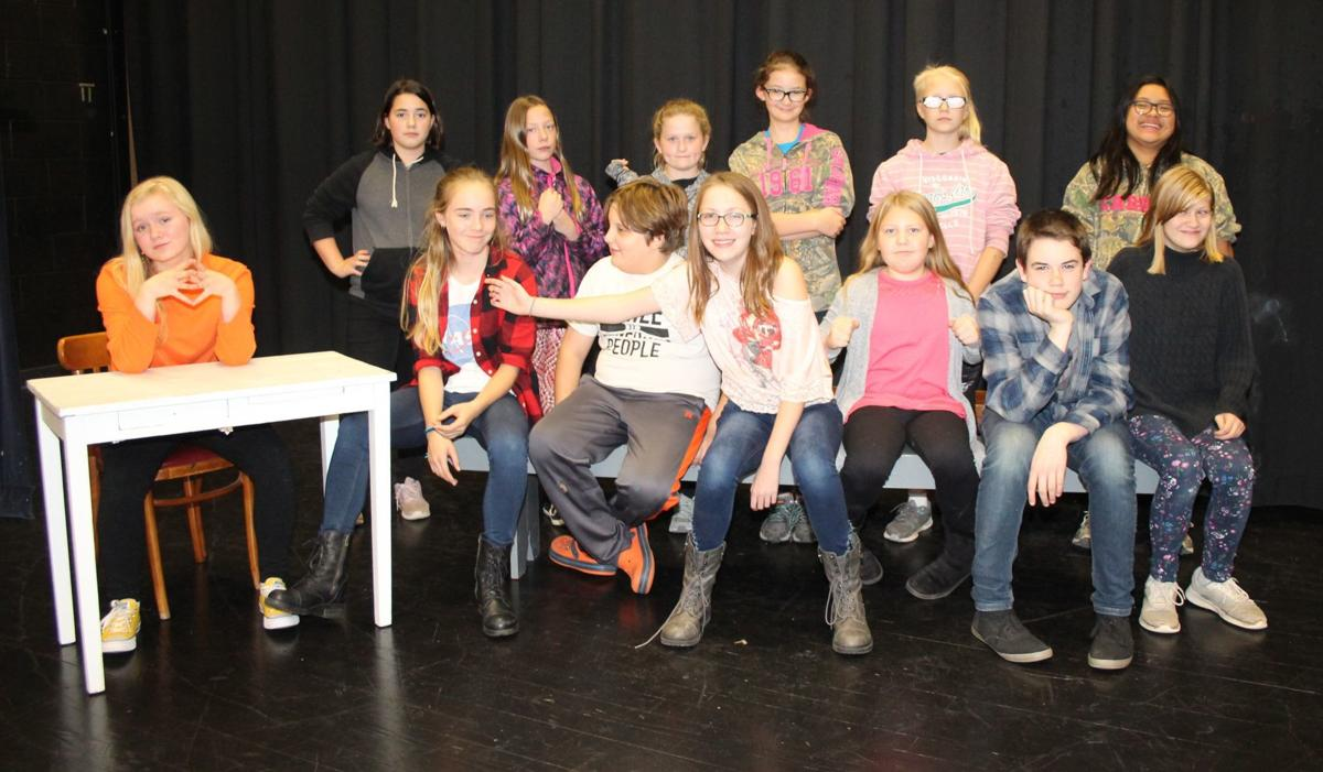 'The Big Bad Musical' cast 1