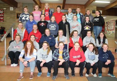 Westby High School softball team 2019