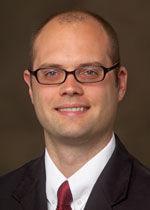 Dr. Chris Eberlein, ER doc at Gundersen mug