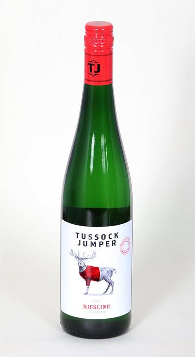 Tussock Jumper-wine