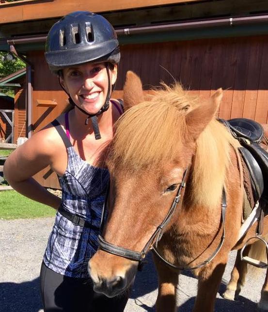 Al and Icelandic horse