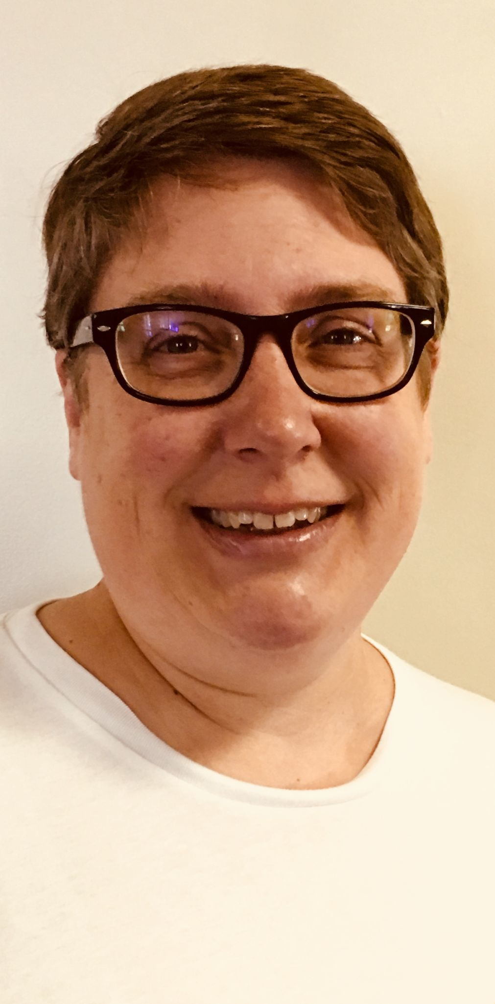 The Rev. Anna-Lisa Hunter, Bridges United pastor