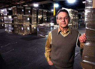 Central States Warehouse owner loves making business deals