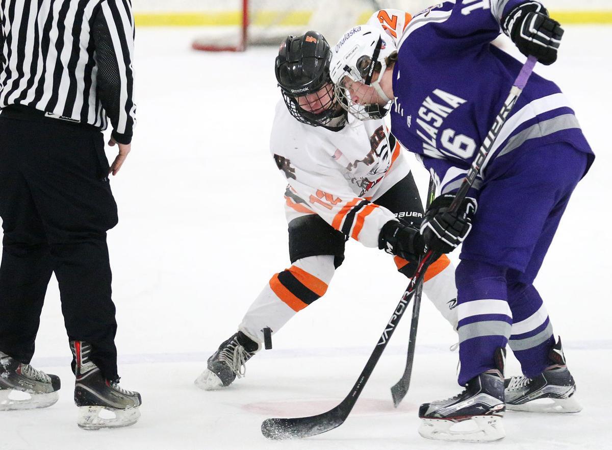 Joseph Oldendorf West Salem hockey