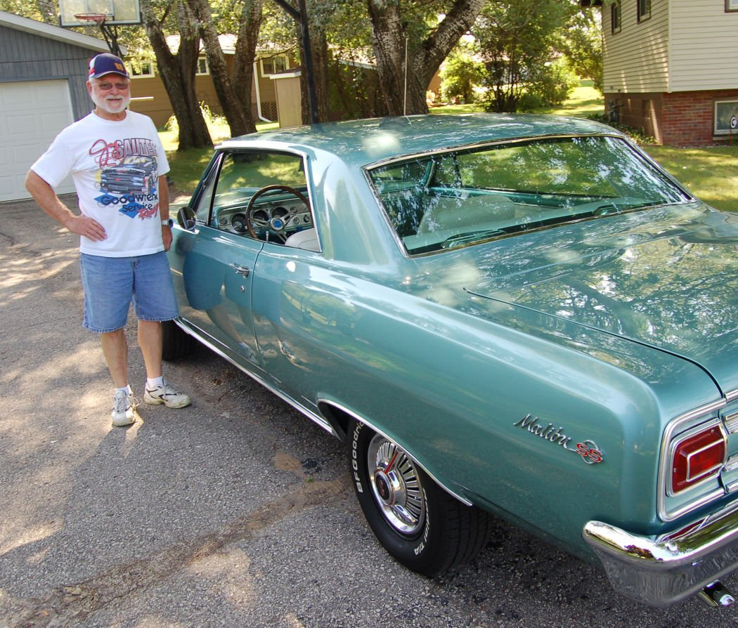 Kornfest Car Show Puts Spotlight On Malibu SS Others From - Car shows near me now