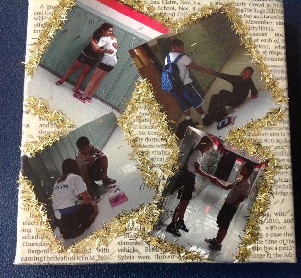 Astoria Wichelt, Lincoln, sixth grade : Compassion Project