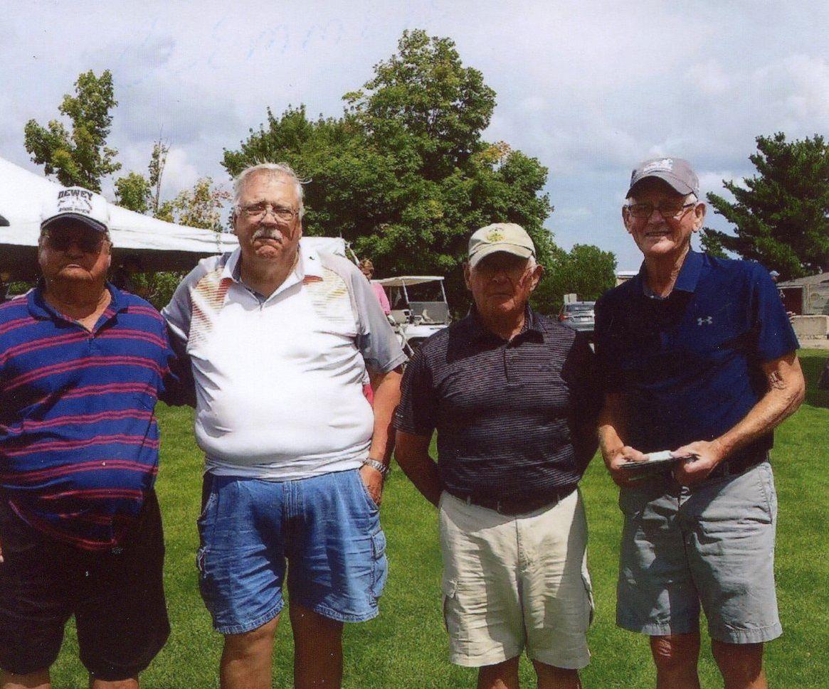 Longtime golfers