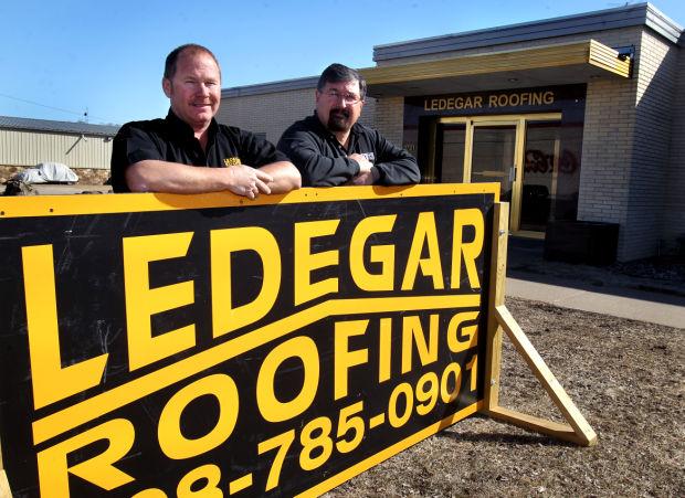 Century Old Ledegar Roofing Expands Next Door