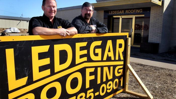 Century Old Ledegar Roofing Expands Next Door Local