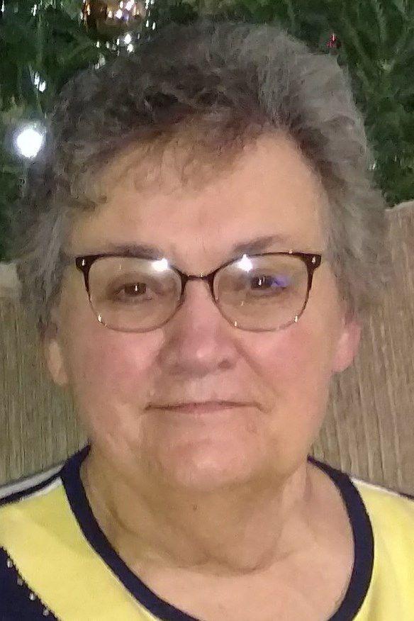 Shirley Jane McCain