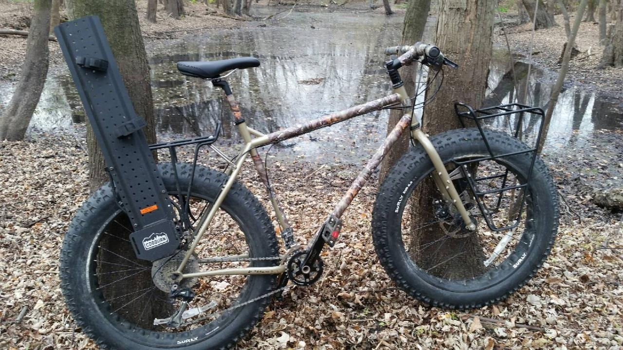 Fat Tire Bikes Provide Year Round Riding Experience