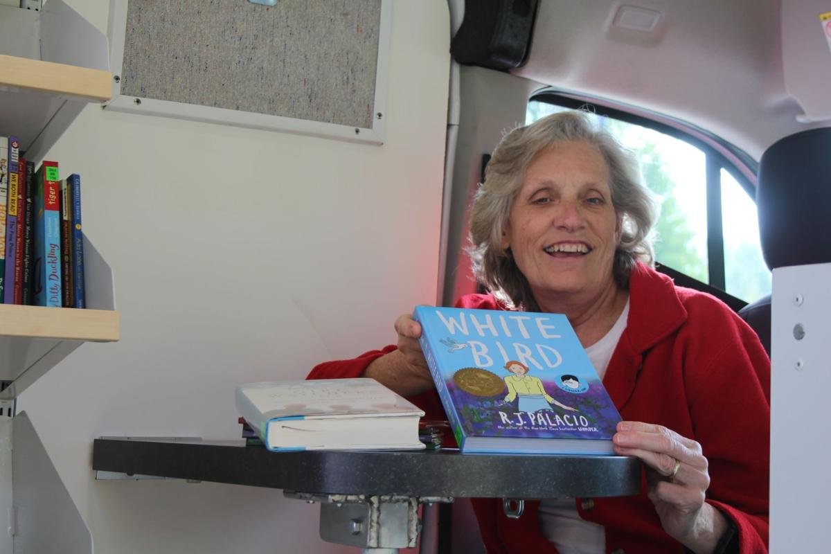 Mobile library founder