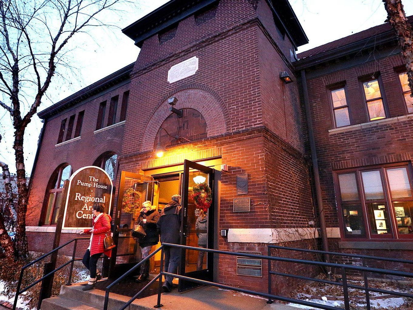 At 40 Pump House In La Crosse Aims To Be On The Cutting Edge Of Art Entertainment Lacrossetribune Com