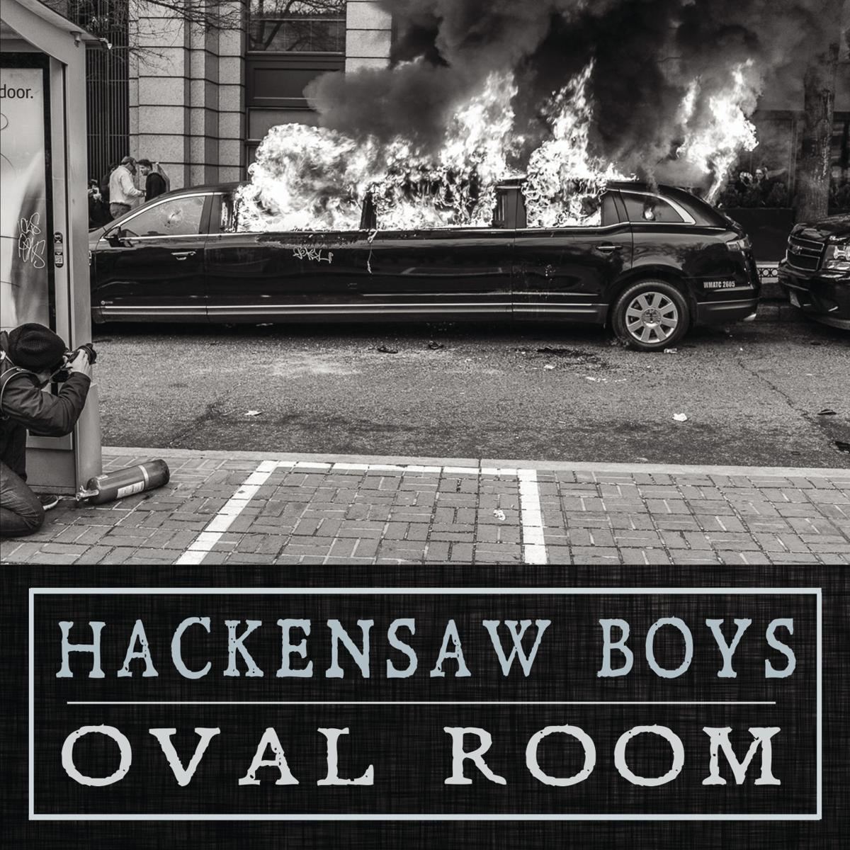 Hackensaw Boys album