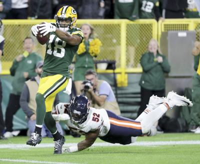 f447ad3da NFL reportedly considering Bears-Packers at Soldier Field for Thursday  night opener