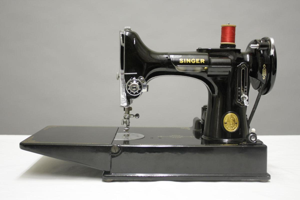 Things That Matter: Singer Featherweight