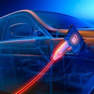EV Neon plug