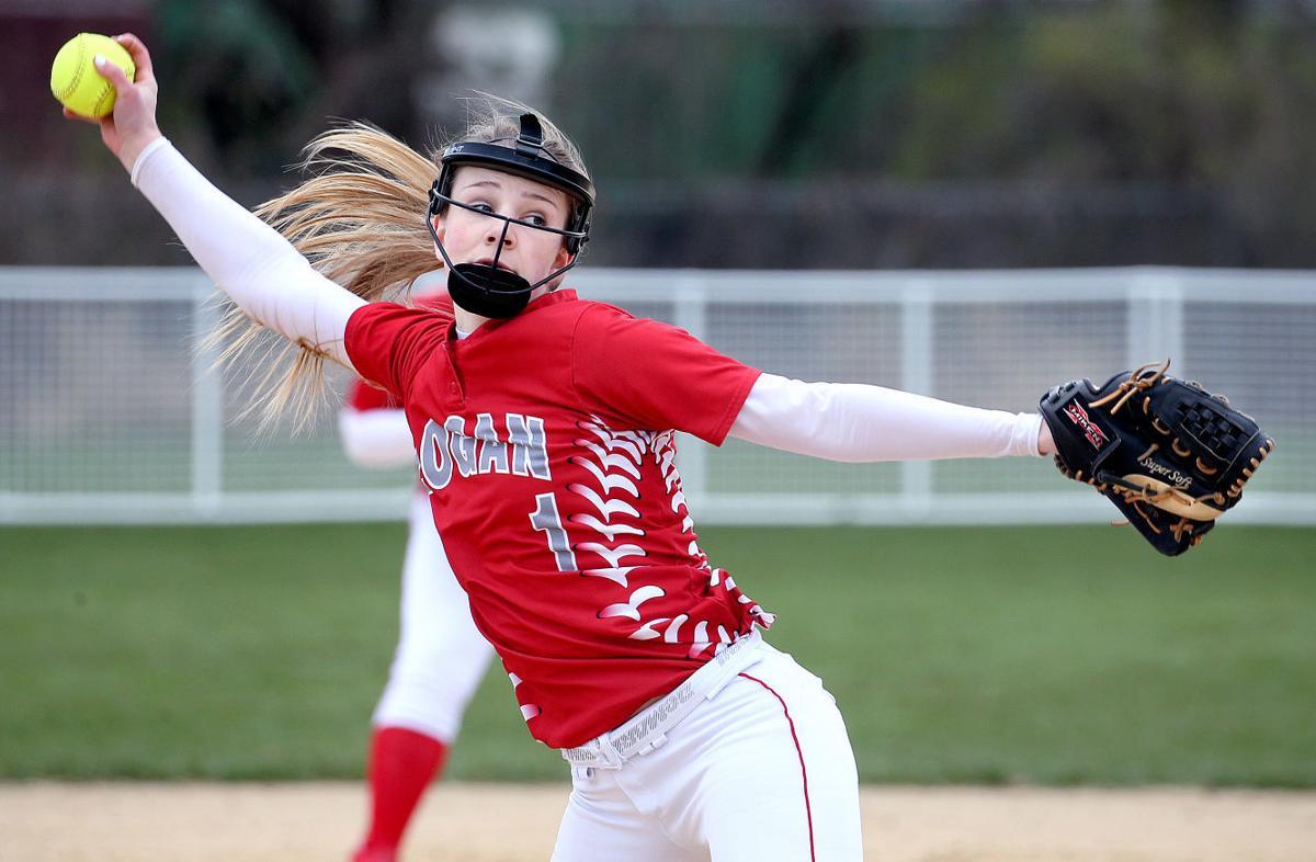 Onalaska vs. Logan High School Softball