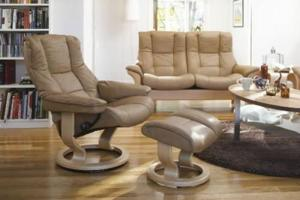 Ekornes Buckingham LS & Chair