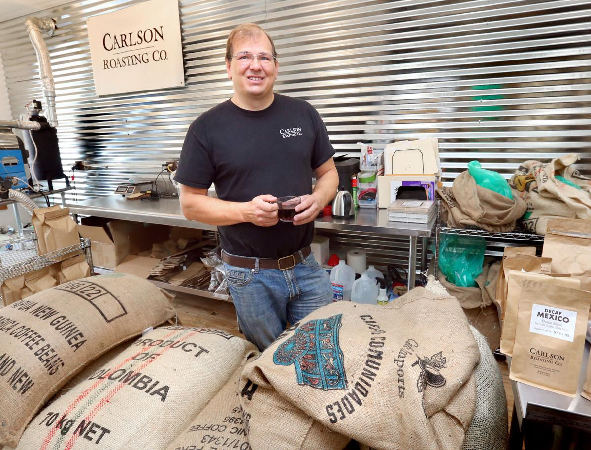 Houston coffee roaster plans to grow at new, larger location