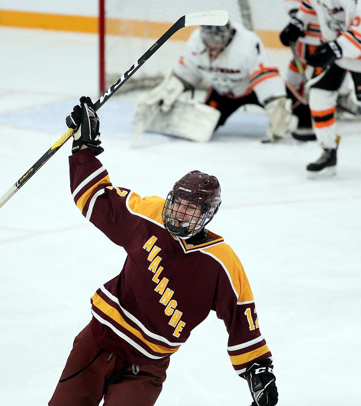West Salem Avalanche Hockey