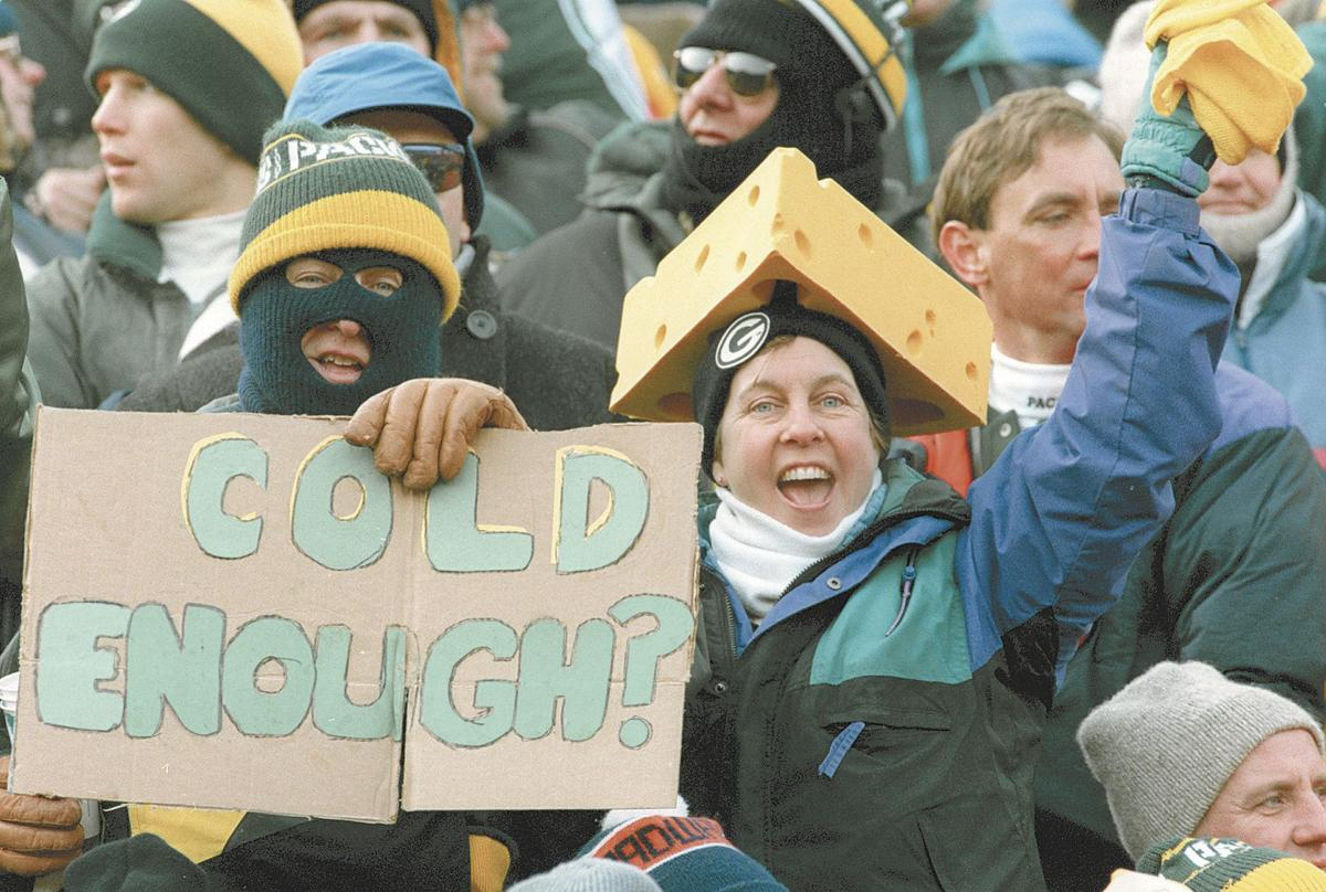 Packers fans 1 13 97