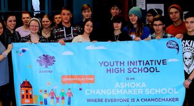 Youth Initaitive High School wins global award