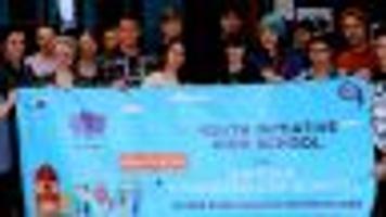 Youth Initiative High School wins global award