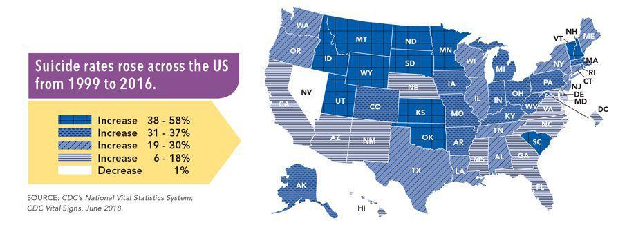 Suicide US graphic