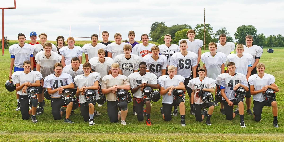 2017 Viroqua High School football team