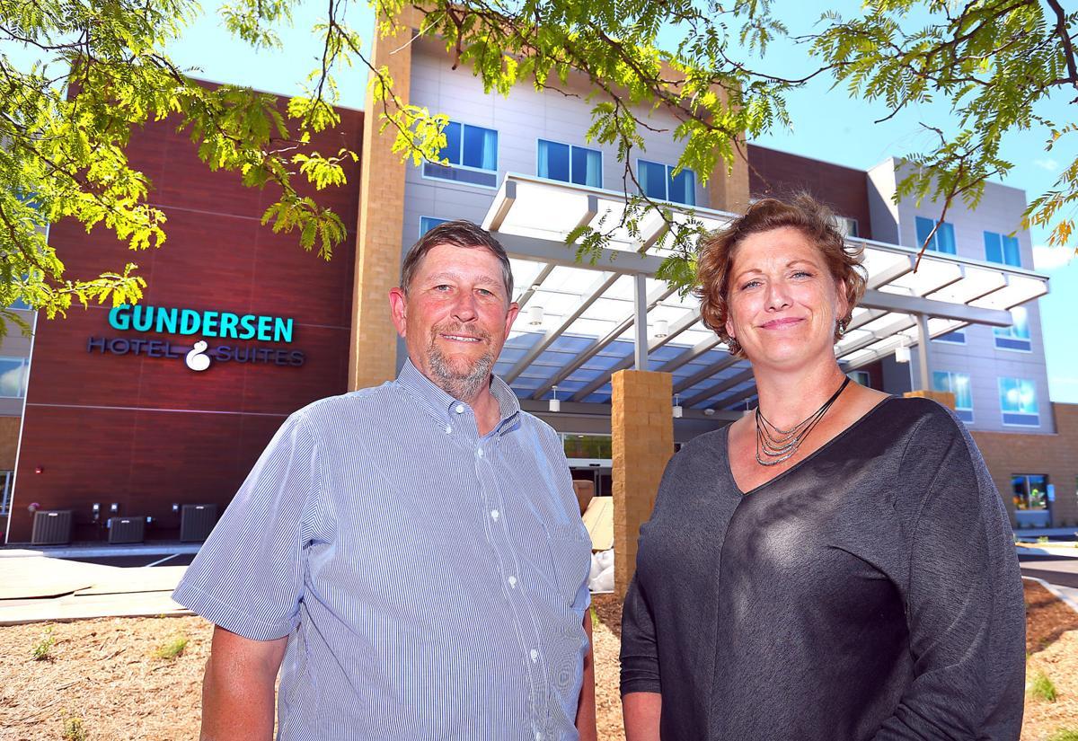 Gundersen Hotel & Suites set to open Tuesday