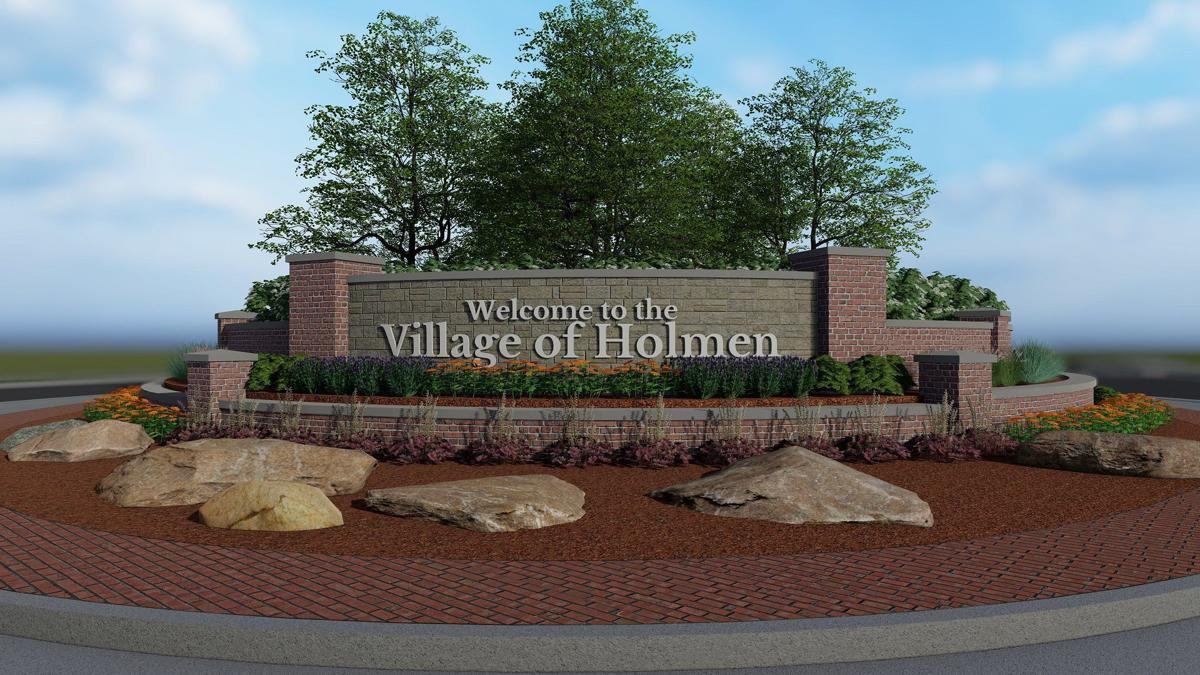 A Holmen welcome