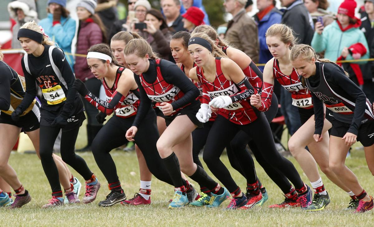 Westby was on course at State