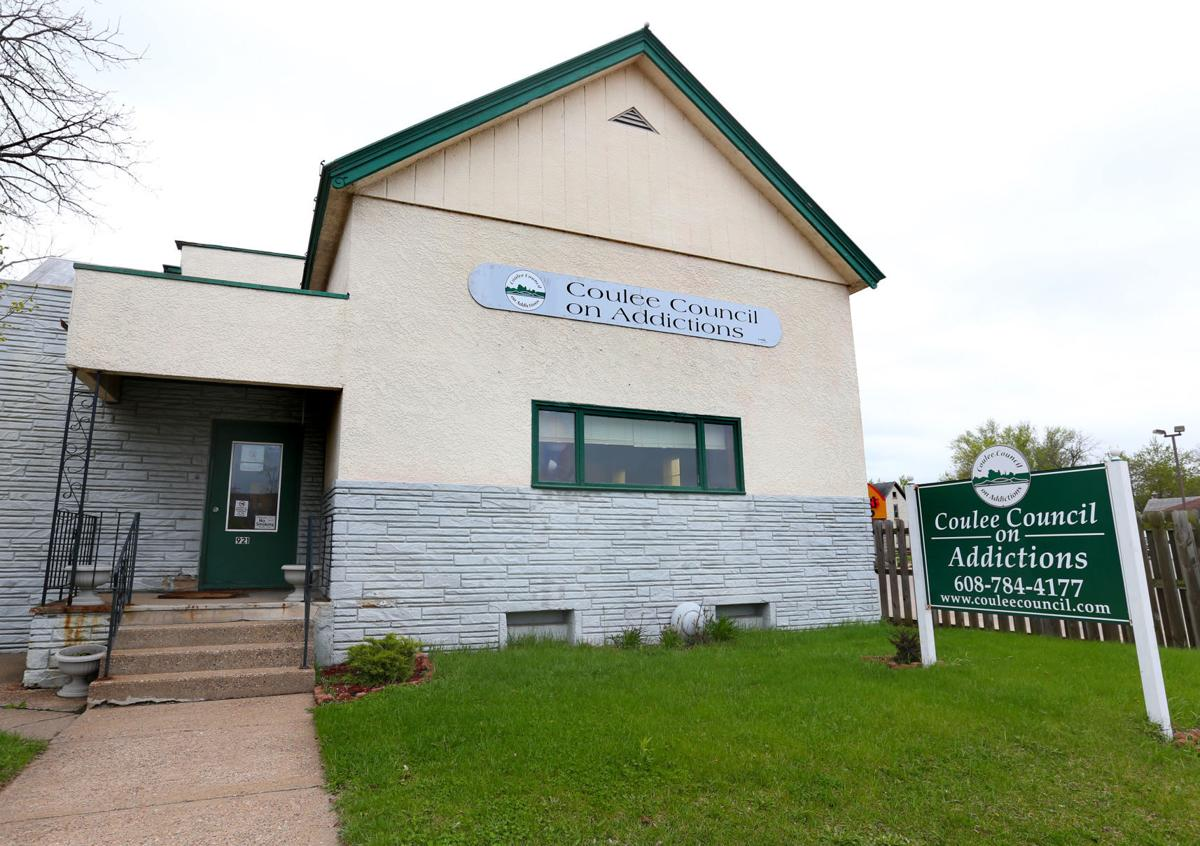 Coulee Council building