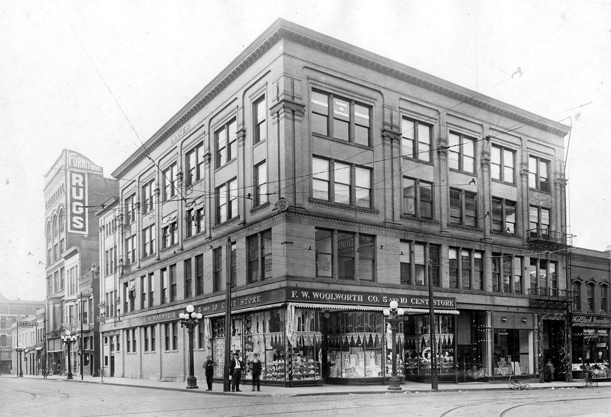 F. W. Woolworth Co. 5 and 10-Cent Store