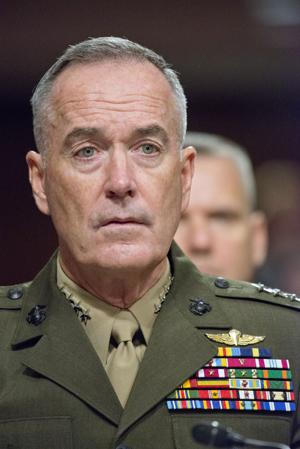 Top general says Pentagon won't change transgender troop policy until White House acts