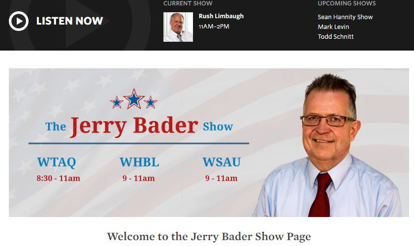 Jerry Bader