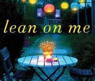 Book cover: 'Lean on Me' by Pat Simmons