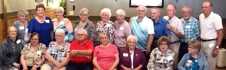 Westby class of 1953 alumni