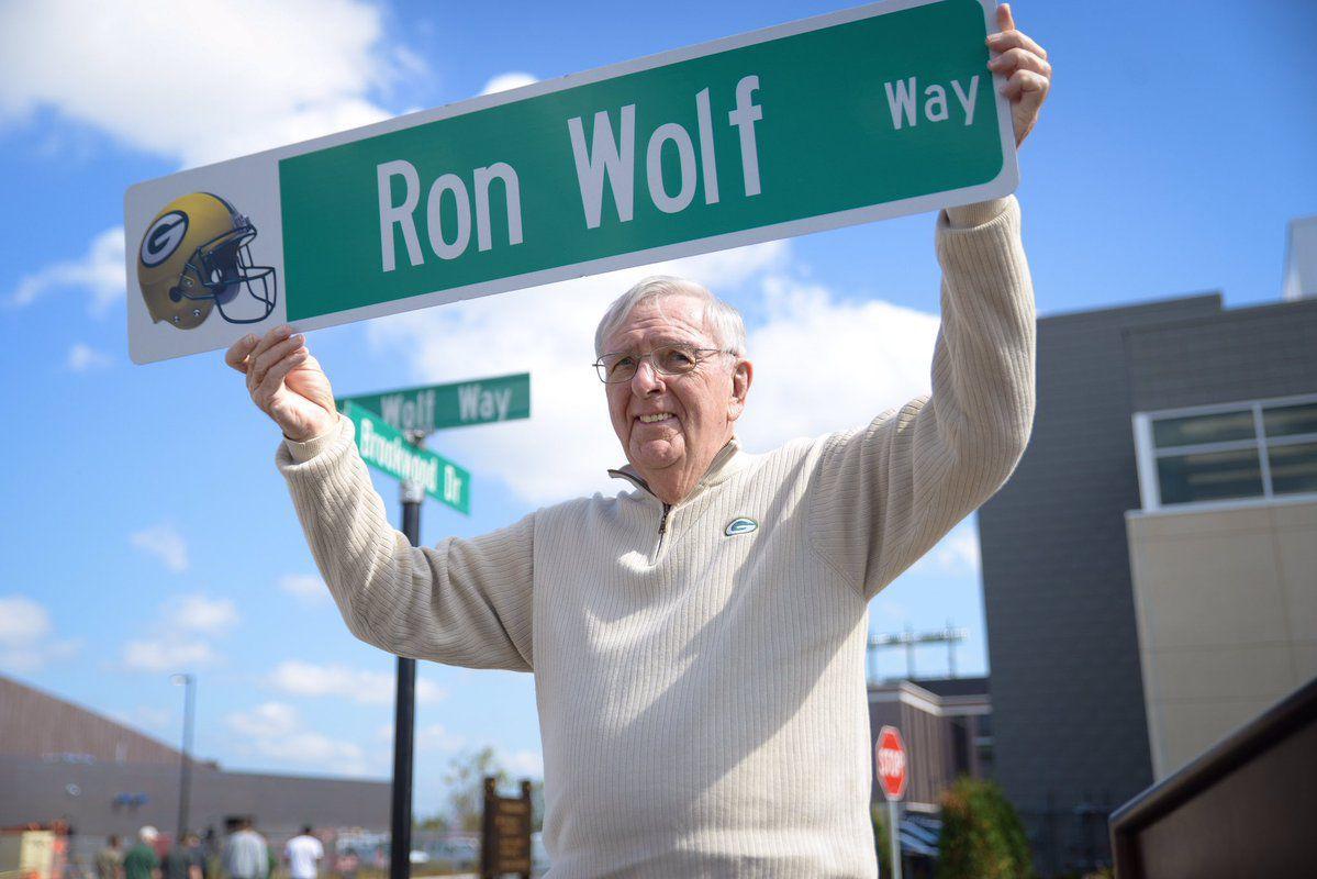 Ron Wolf photo
