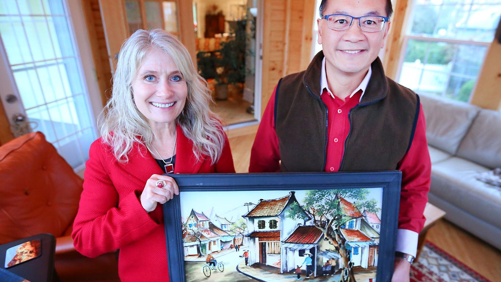 La Crosse couple's Cuisine Adventure Tours offers tours of Vietnam
