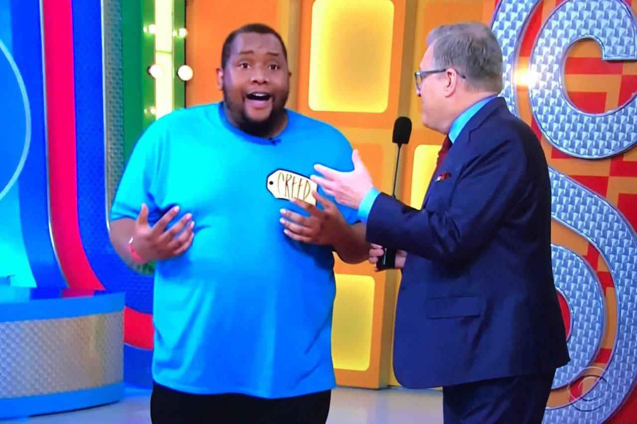 Price is right prizes taxes