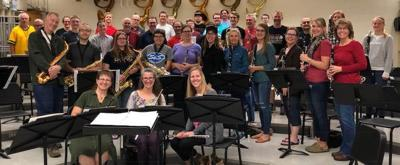 Westby City Band and Friends ready to perform