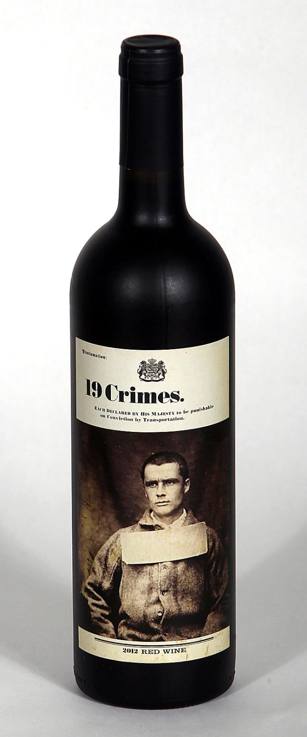 Used Cars For Sale In Chicago >> Wine of the Week: 19 Crimes Red Blend 2012