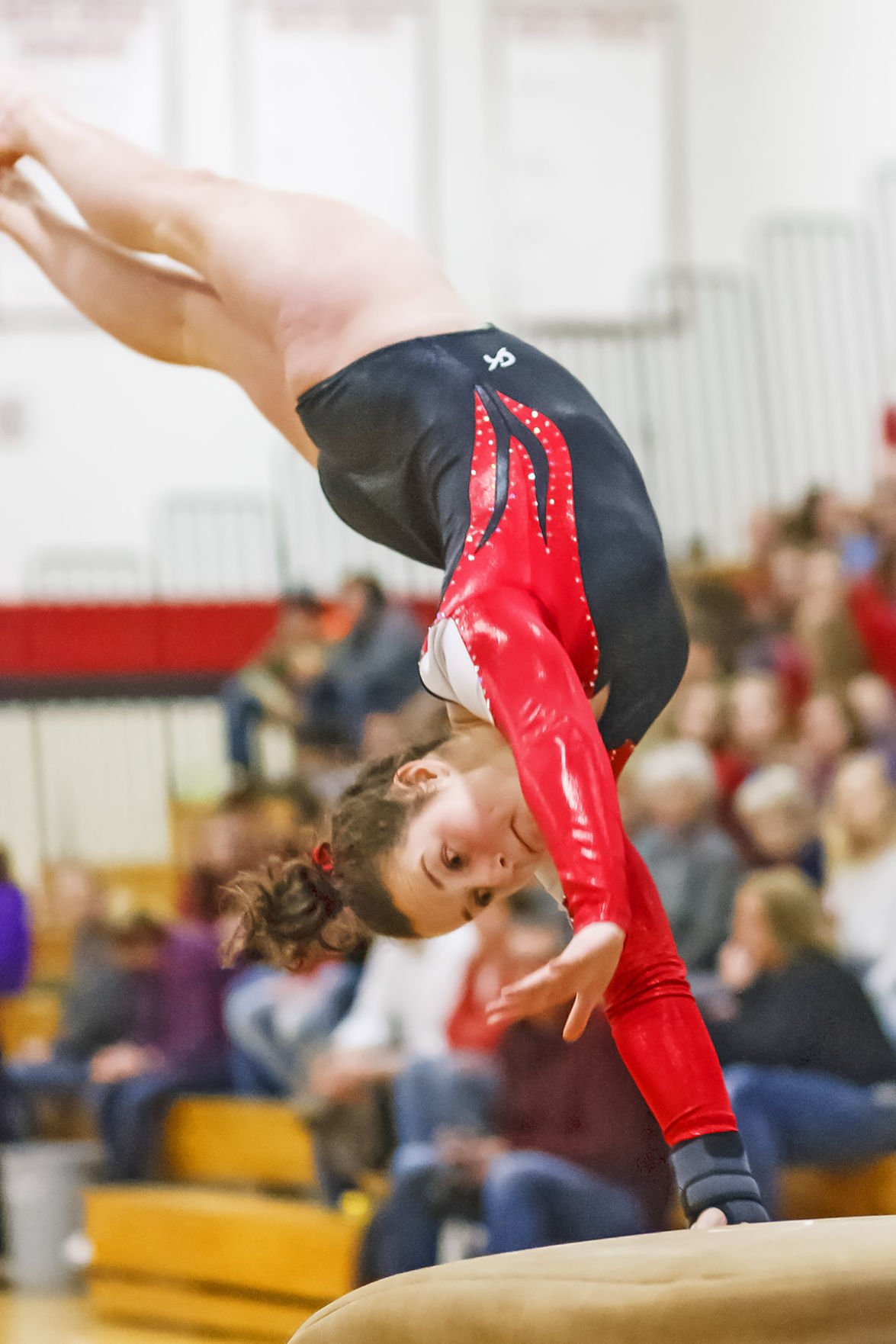 Vaulting to State