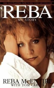 Book cover: 'Reba: My Story' by Reba McEntire and Tom Carter