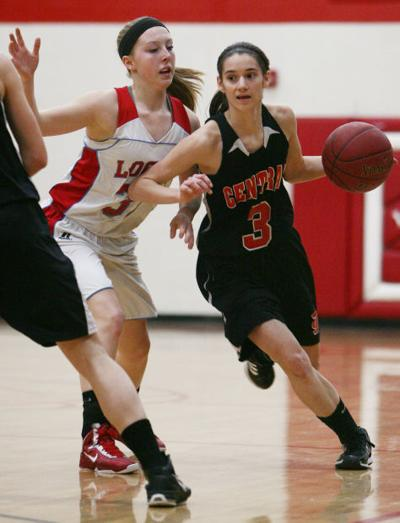 Central vs. Logan Girls Basketball